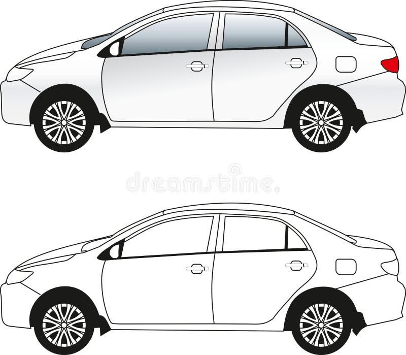 Download Passenger Car Illustration Royalty Free Stock Photography - Image: 24978187