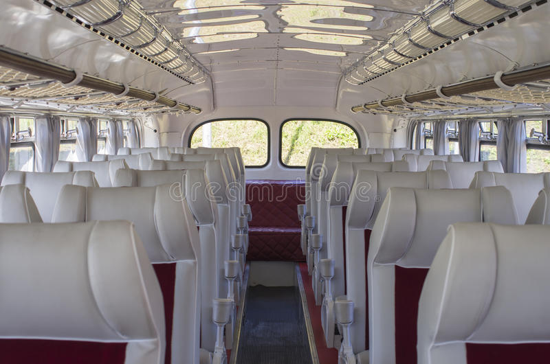 Passenger Compartment Stock Images