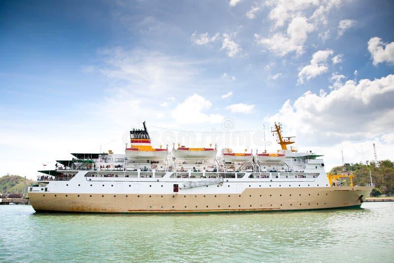 Download Passenger ship stock photo. Image of marine, destinations - 20348526