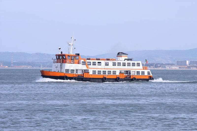Download Passenger ship stock image. Image of disembark, docked - 9103785