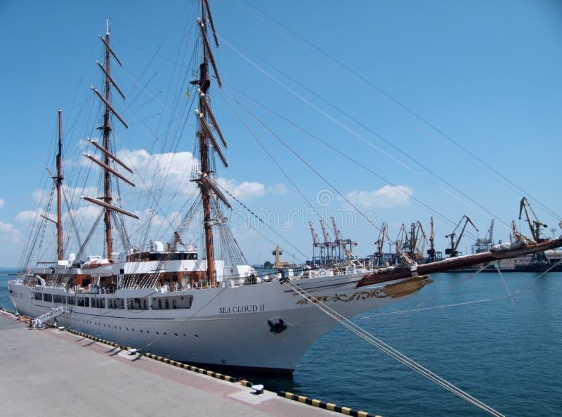 Passenger ship M/S Sea Cloud II