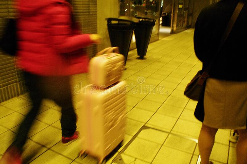 Passengers With Luggage Free Public Domain Cc0 Image