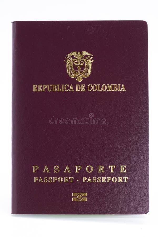 Passeport étranger image stock