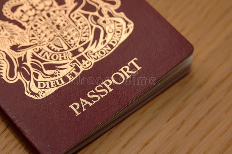 Passeport photographie stock libre de droits