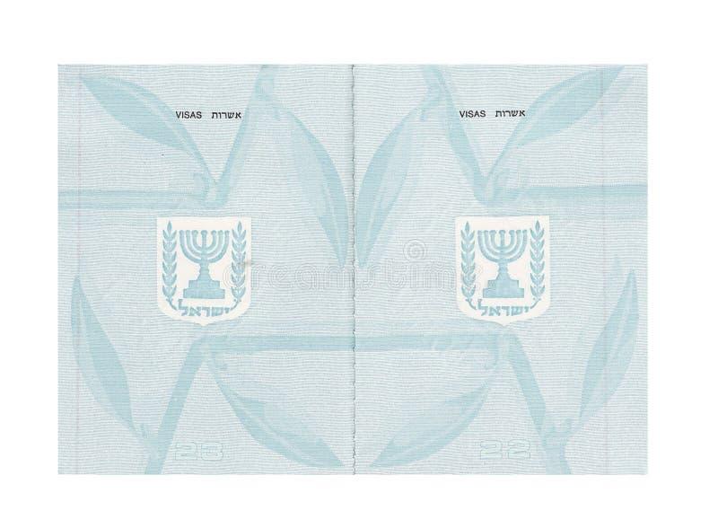 Passeport illustration stock