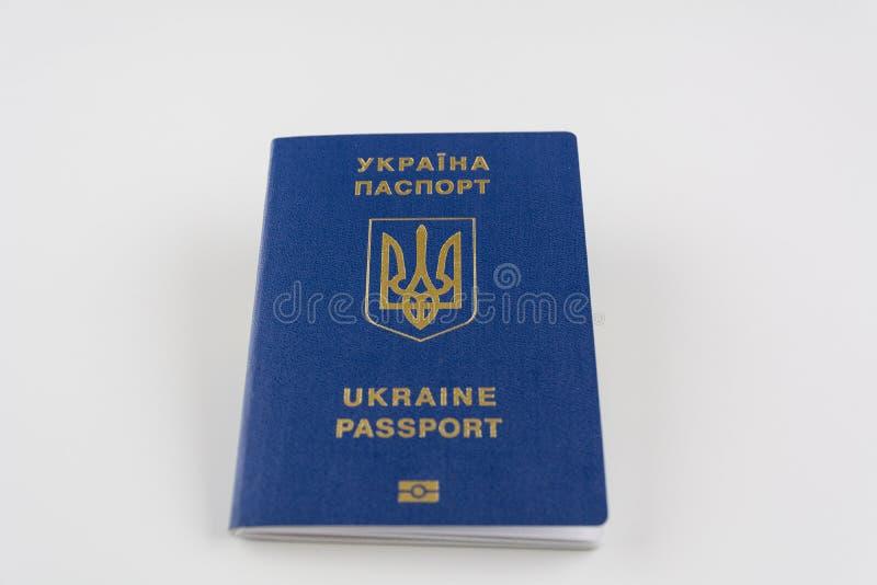 Passeport d'uA photos libres de droits
