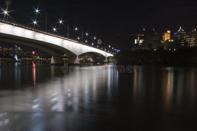 Passerelle dans Brisbane photo libre de droits