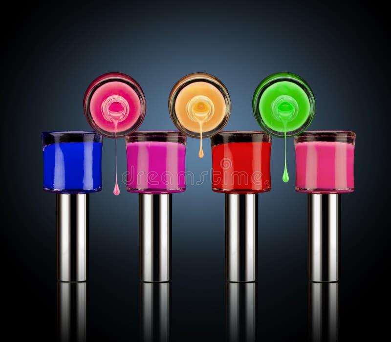 Passerelle de couleurs ! photos stock