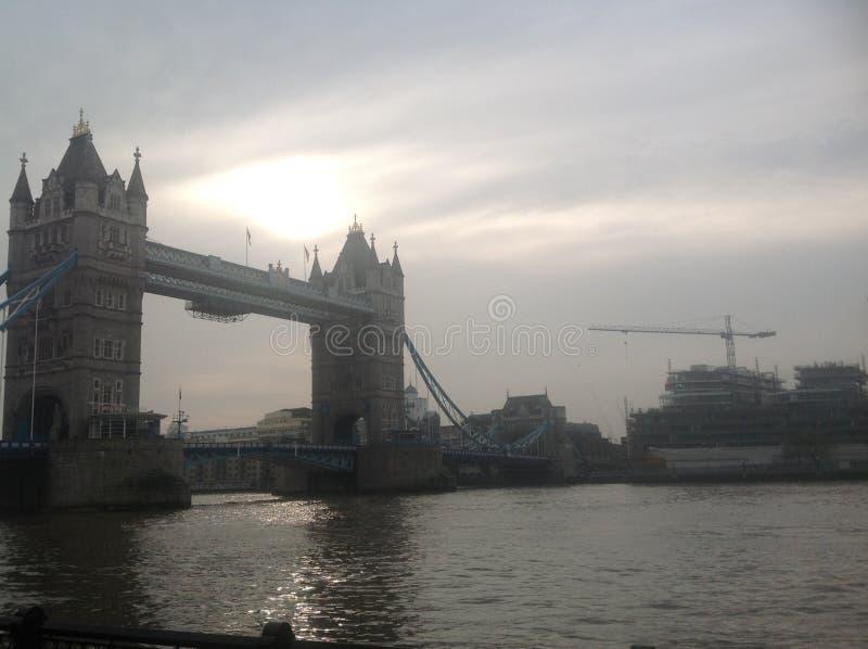 Passerelle de Londres photo libre de droits