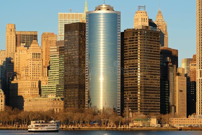 Passerelle de Manhattan et de Brooklyn photo stock