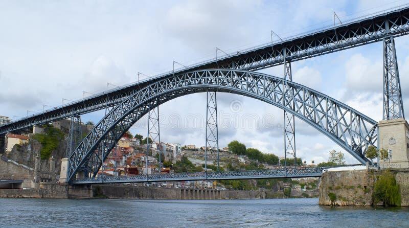 Passerelle de Porto image stock