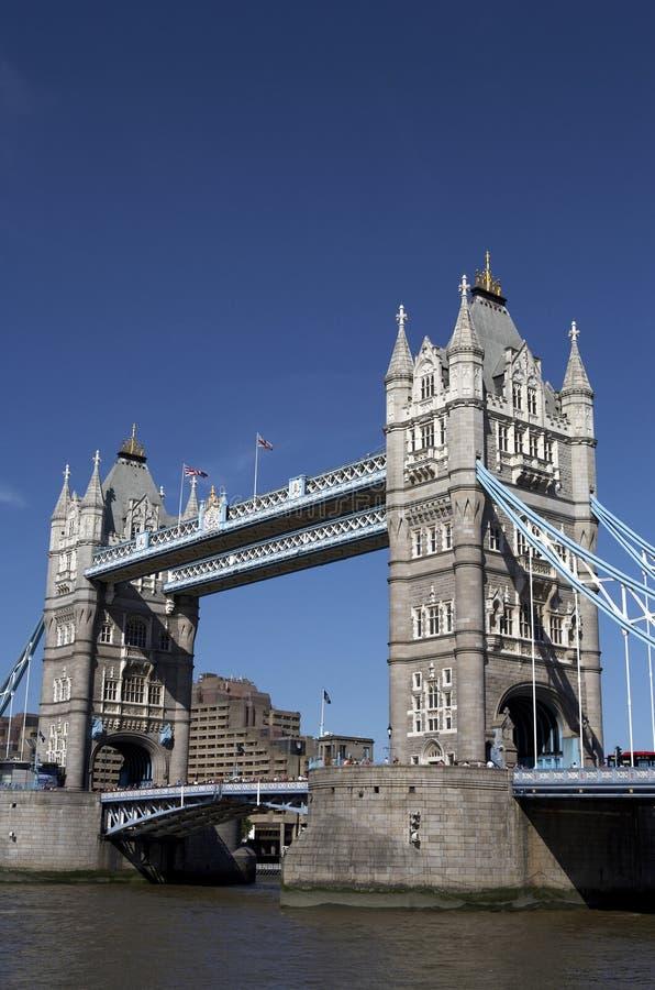 Passerelle de tour de Londres photos stock