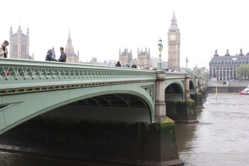 Passerelle vers Londres photos stock
