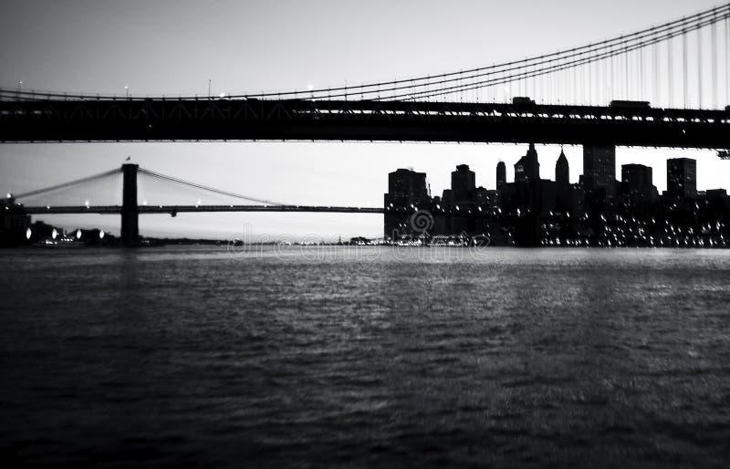 Download Passerelles image stock. Image du york, manhattan, ville - 62933