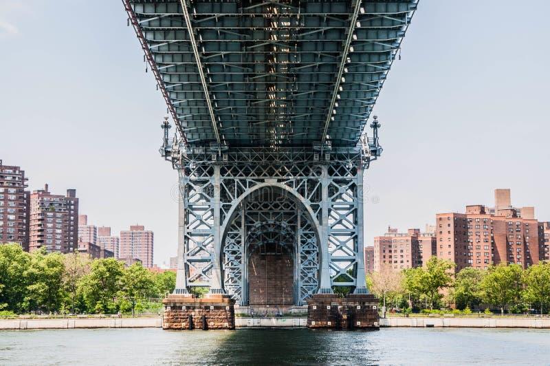 Passerelles de Manhattan photographie stock libre de droits