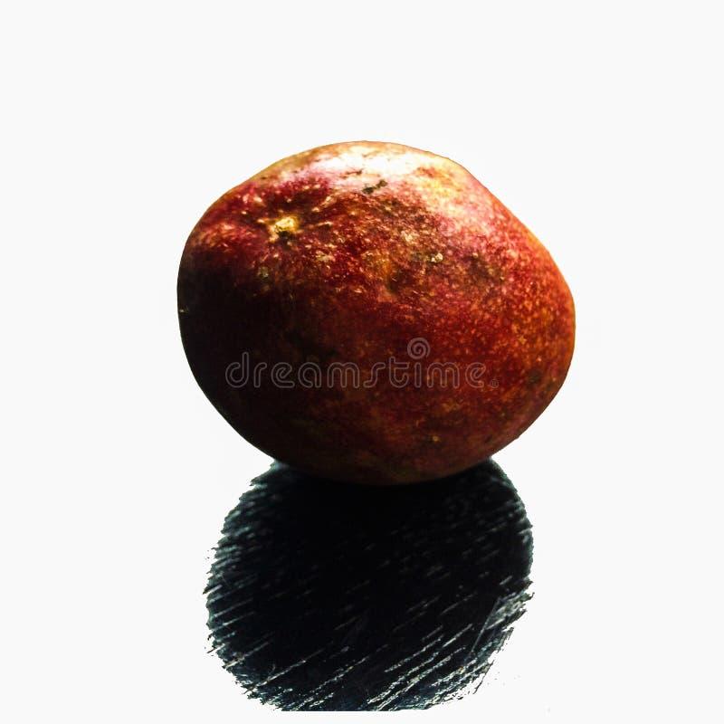 Passiflora commestibile fresca immagine stock libera da diritti