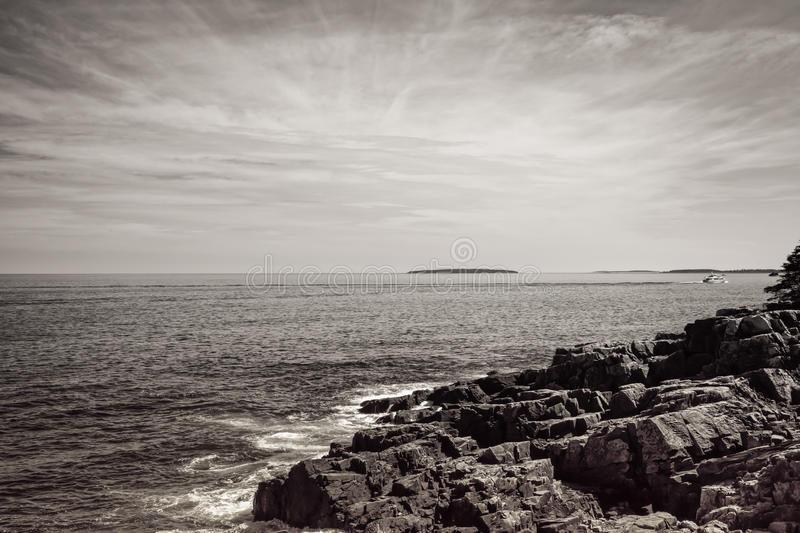 Download Passing By stock image. Image of marine, ocean, black - 33136835