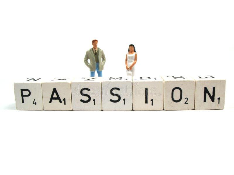 passion royaltyfri bild