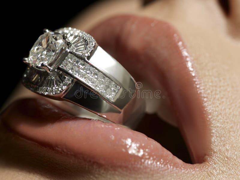Passion de diamant photos stock