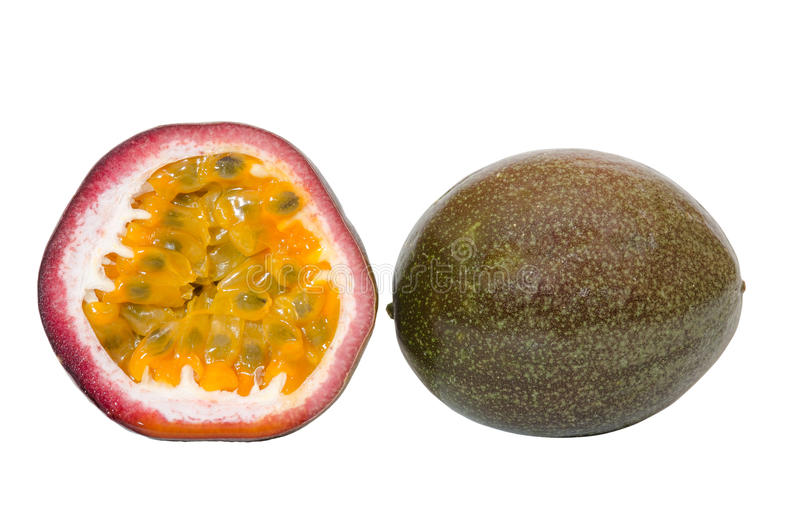 Passion fruit royalty free stock photos