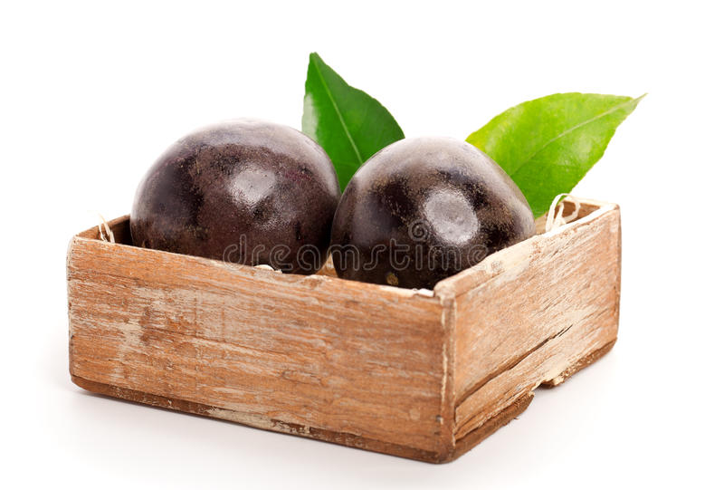Download Passion fruit stock image. Image of sliced, delicious - 26499603