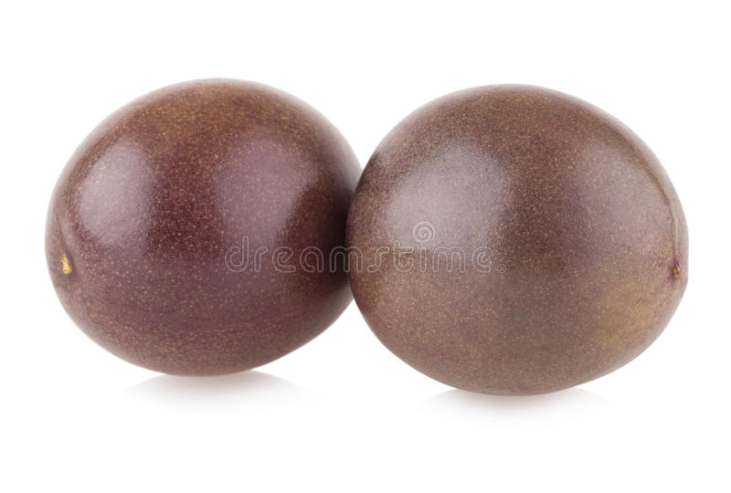 Passion fruits royalty free stock images