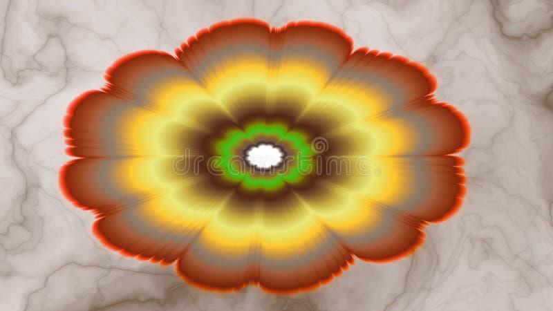 Passion marmorerar på, widescreen vektor illustrationer