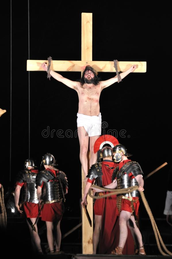 Passion Play Editorial Image