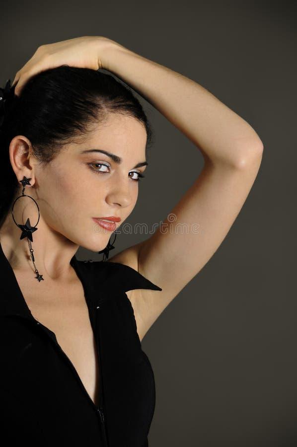 Download Passionate hispanic female stock photo. Image of dancer - 5918204