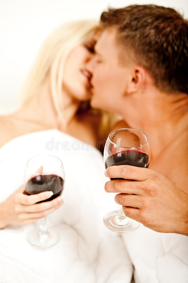 Download Passionate Married Couple Kissing Stock Photo - Image: 11116634