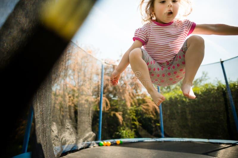 Passione - trampolino di salto fotografie stock
