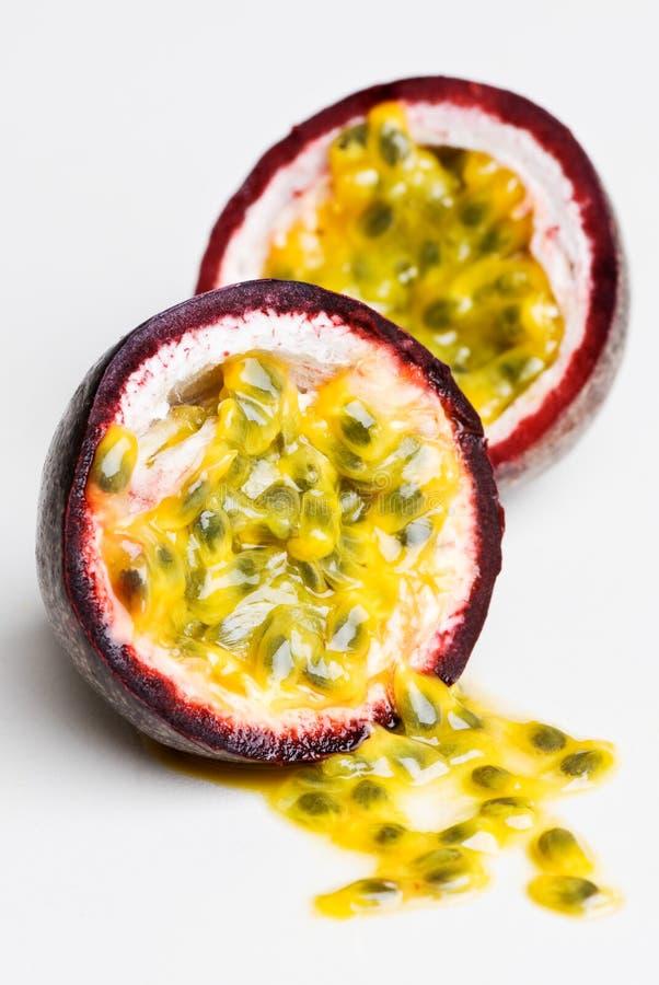 Passionfruit stockbild