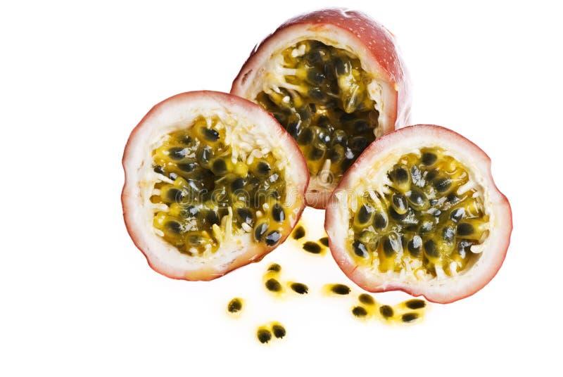 Passionfruit fotografia stock