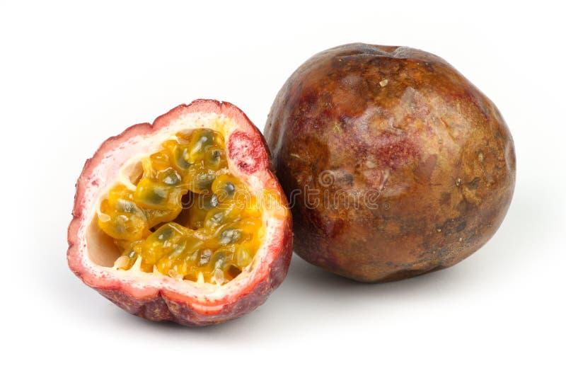 Download Passionfruit foto de archivo. Imagen de medio, alimento - 7285016