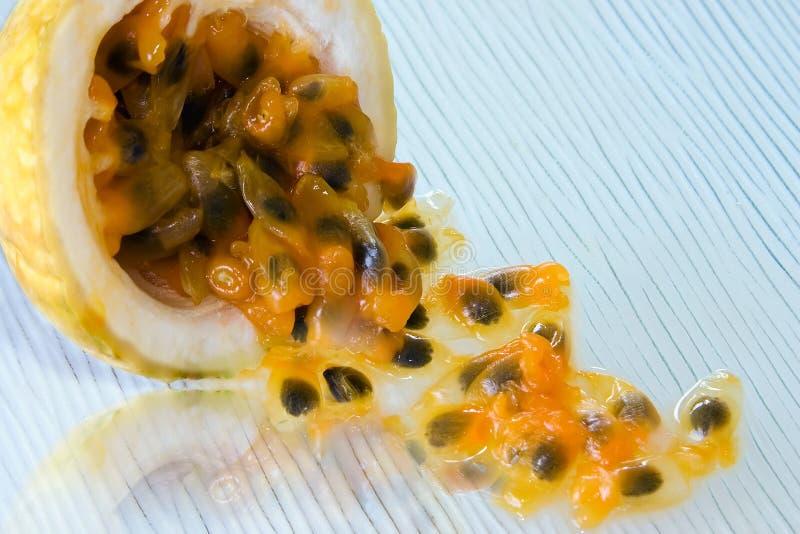 Passionfruit fotografie stock
