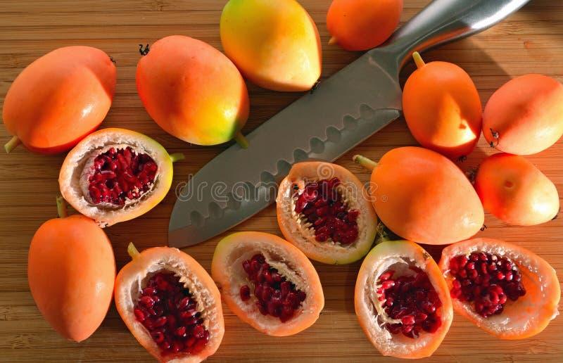 Passionfruit royalty free stock photo