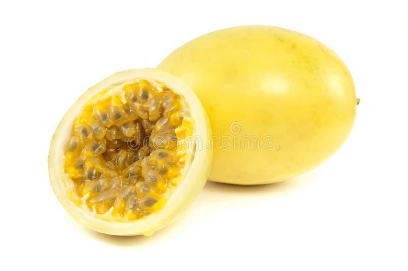Passionsfrucht stockbild