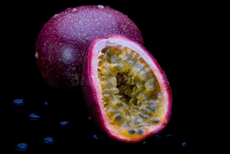 Passionsfrucht stockfotografie
