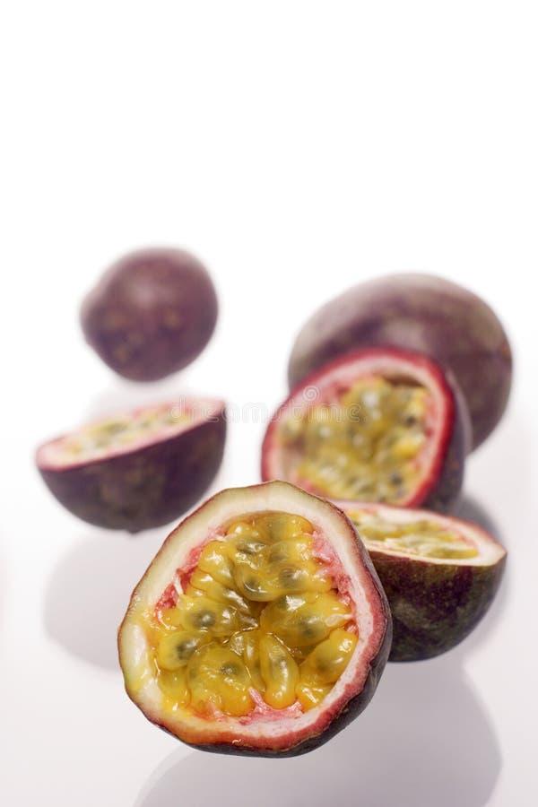 Passionsfrucht stockbilder