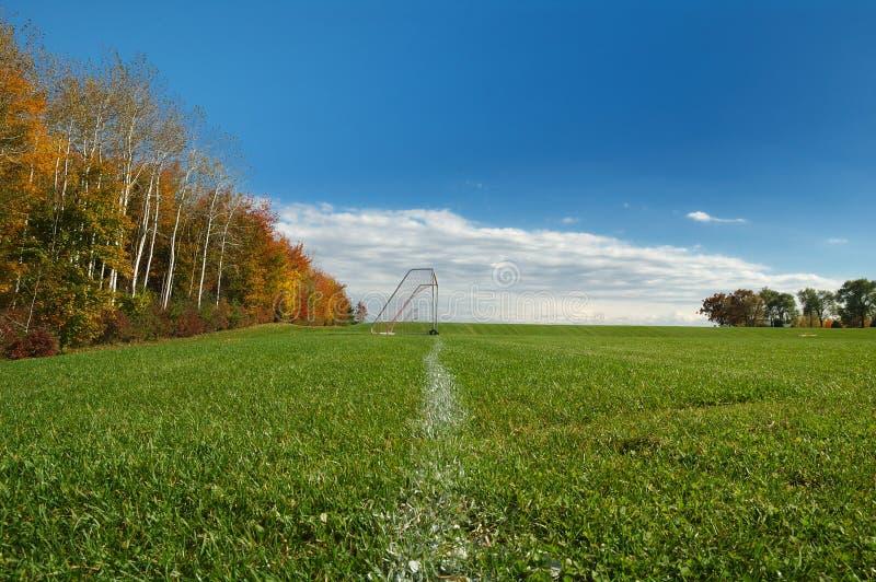 Passo di calcio fotografie stock libere da diritti