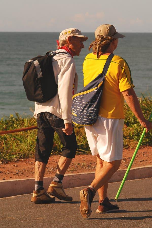 Passos de Anchieta Pilgrimage_07 fotos de stock