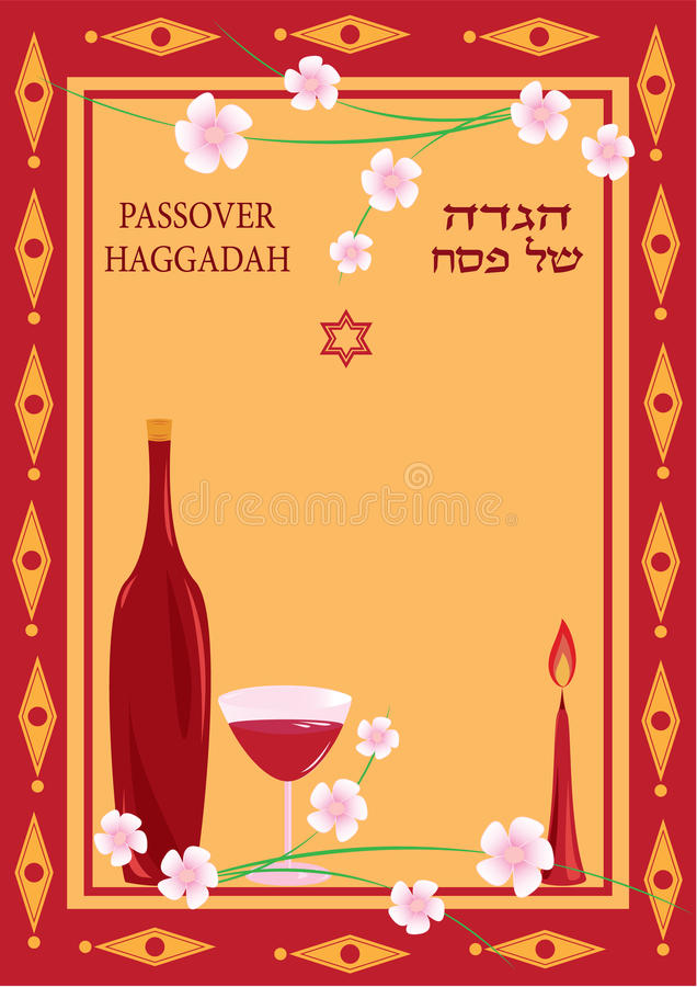 Download Passover stock vector. Illustration of passover, spring - 23528645