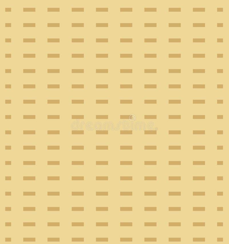 Passover bezszwowy wzór z matzah Pesach niekończący się tło, tekstura również zwrócić corel ilustracji wektora ilustracji