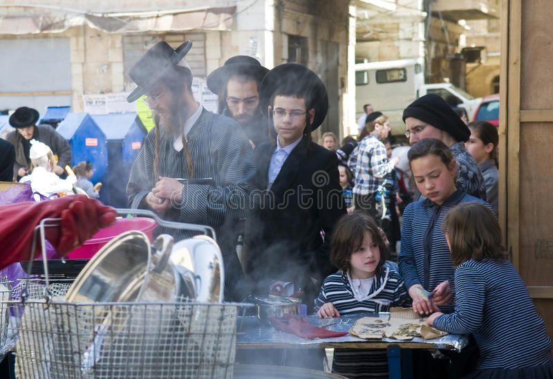 Download Passover Preparation Editorial Photography - Image: 24224057