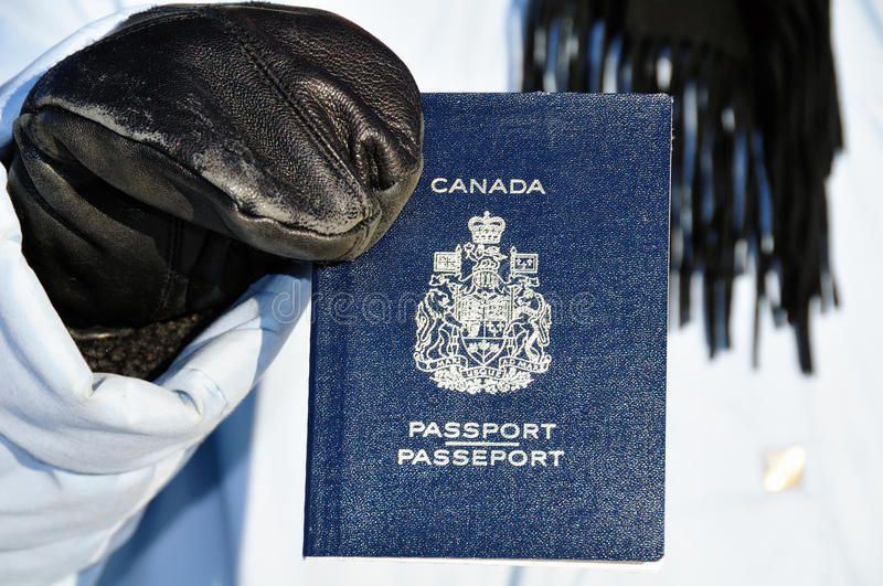 Download Passport stock image. Image of customs, travel, canadian - 12351871