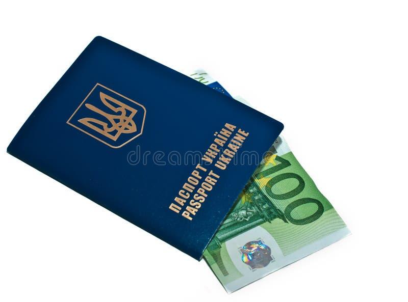 Download Passport stock photo. Image of kiev, identification, isolated - 27206044
