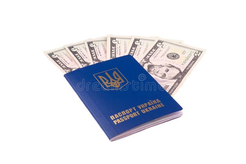 passport imagem de stock royalty free