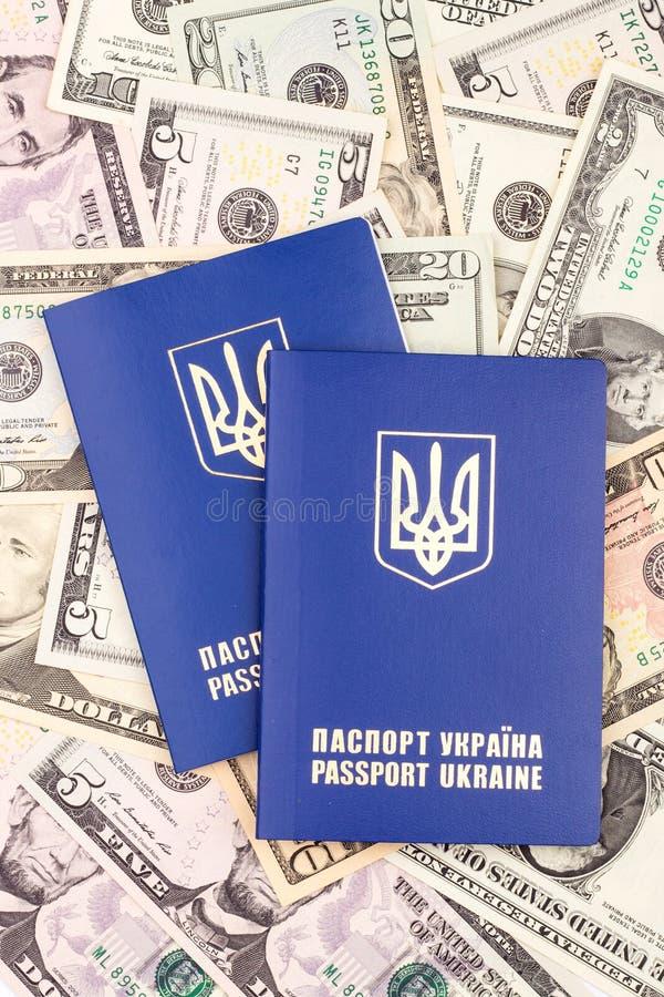 passport foto de stock
