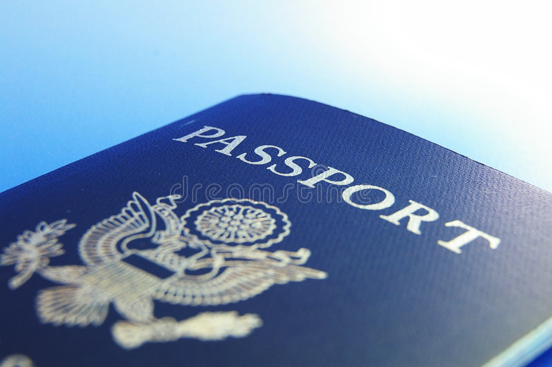 Passport royalty free stock photos
