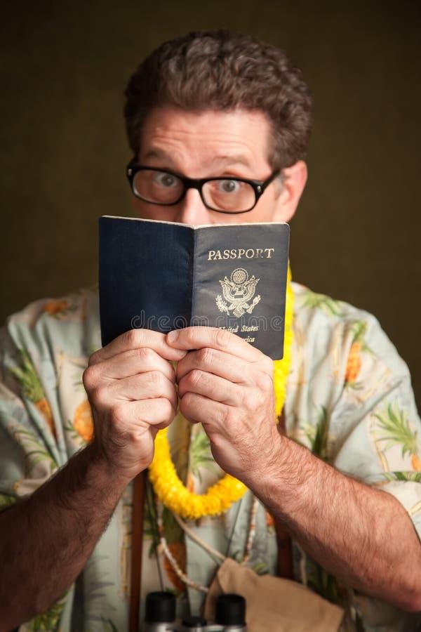 Download Passport Photo stock photo. Image of adventure, hairy - 17784718